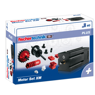Plus Motor Set XM (FT00505282)