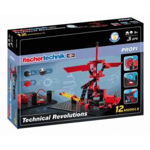 Technical Revolutions (FT00508776)